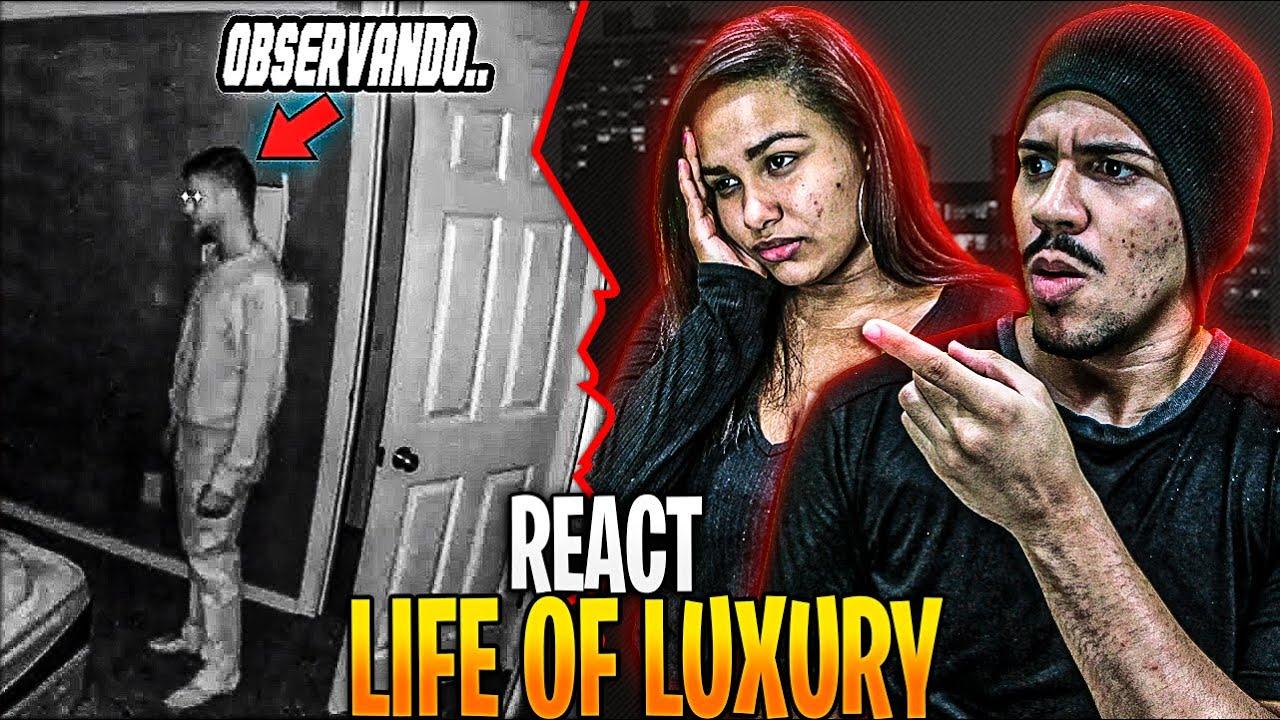 REAGINDO: Ele assistia ela dormindo.. | Life of Luxury legendado | Um Canal Silencioso