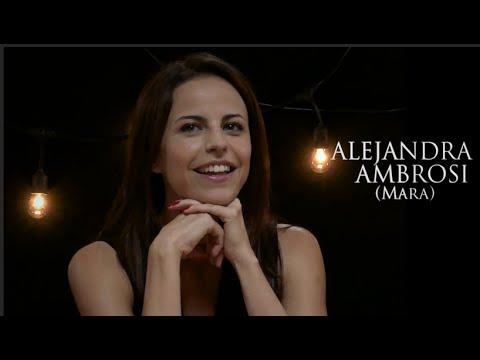 Alejandra Ambrosi  Entrevista Película