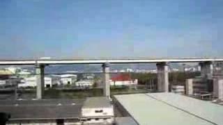 アンパンマントロッコ 瀬戸大橋線 岡山→高松 坂出駅にて