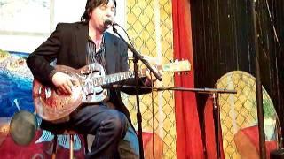 "Travis Moody - ""Sick Bed Blues"" (Nehemiah Curtis ""Skip"" James) 4-13-11"