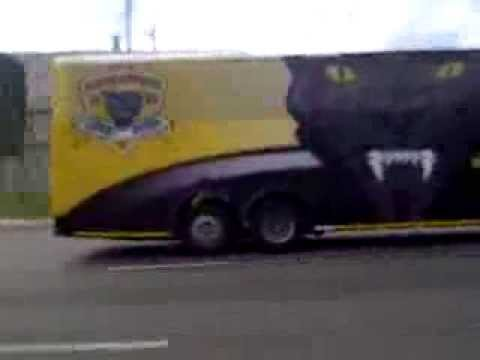 Speeding Bus 145kph on the N1 South Africa, Black Leopards ... - photo#32