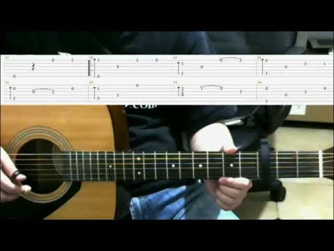 Sungha Jung Nostalgia Guitar Tabs
