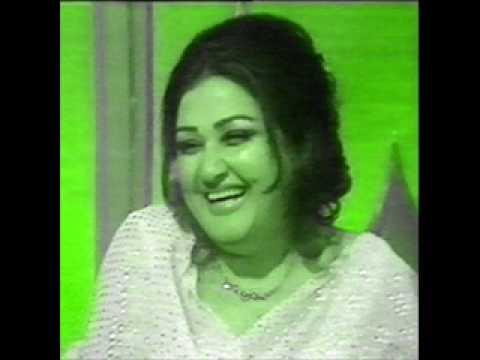 Noor Jahan *Ja Ve Ja Chuthya* punjabi song-1