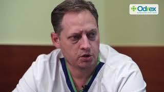 Лечение ожирения гастрохирургом клиники Odrex Андреем Фоминым