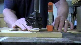 Cross Cut Sled - Bandsaw Woodworking - Work Safe, Skills & Master Techniques