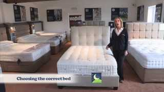 Land Of Beds Buying Guide - How To Select The Right Size Bed