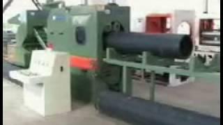 Дробилка для РЕ труб с большими диаметрами ООО Пластикон