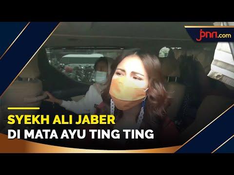 Duka Mendalam Ayu Ting Ting atas Meninggalnya Syekh Ali Jaber