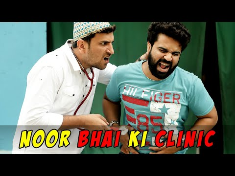 noor-bhai-ki-clinic-||-dr-noor-mbbs-||-hyderabadi-comedy-skit-||-shehbaaz-khan-and-team