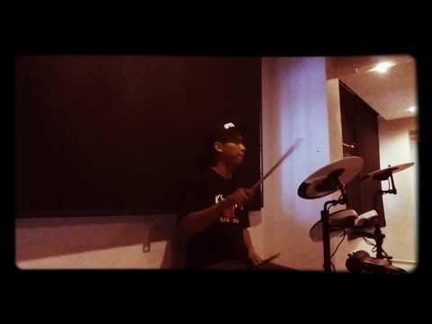 Mat Rukun - Khalifah drum cover