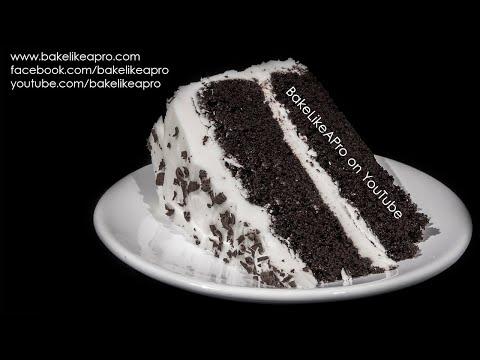 Dark And Delicious Chocolate Cake Recipe