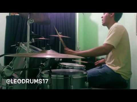 Prince Royce - Ganas Locas (Drum Cover) ft. Farruko