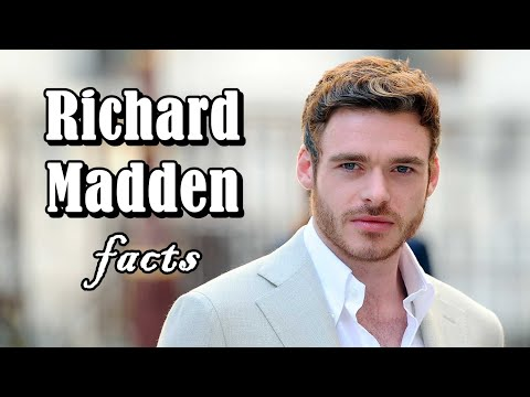10 Facts About Richard Madden