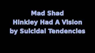 Mad Shad . Hinkley Had A Vision . ukulele cover . Crucifucks