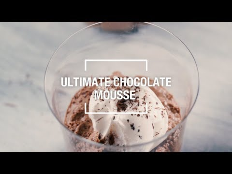 Ultimate Chocolate Mousse | 40 Best-Ever Recipes | Food & Wine