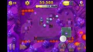 Fieldrunners 2 Scrambled Eggs (Heroic) 1.1 simple towers