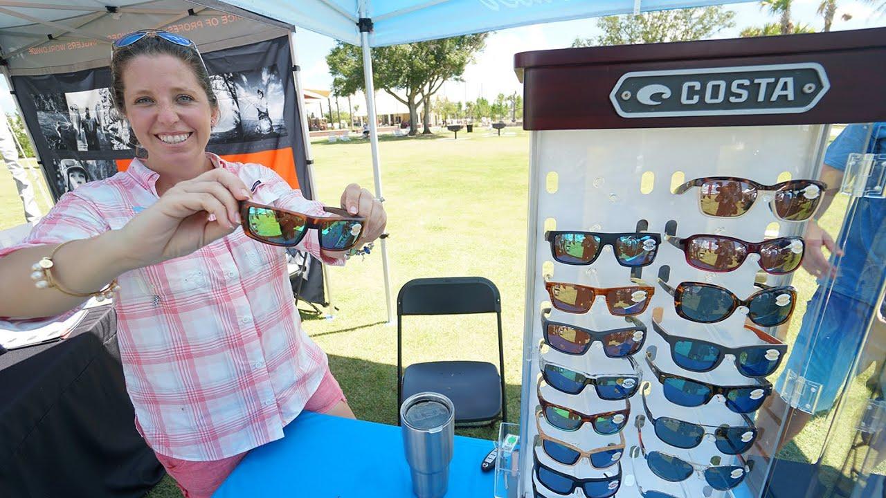 e11df04cc0b Costa Anaa Polarized Sunglasses - YouTube