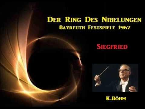 "R.Wagner Ep.2 ""Siegfried"" [ K.Böhm Bayreuth-FO ] (1966)"
