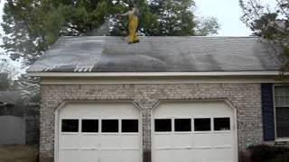 Non pressure roof cleaning in Columbia, SC - Palmetto Pressure Clean
