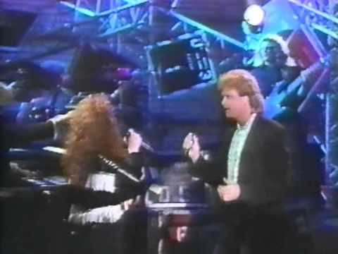 Tiffany - Hearts Never Lie + Interview (with Chris Farren, Arsenio Hall, 1989)