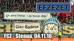 FCZ - Steaua Bukarest, Ciao Badoux
