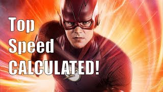 How Fast is the CW Flash? (Season 5 Edition)