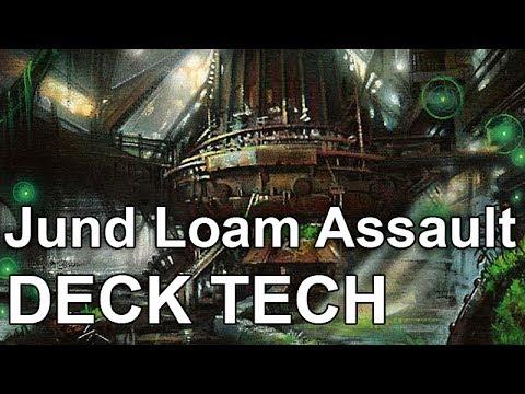 (Modern) Jund Loam Assault: Deck Tech