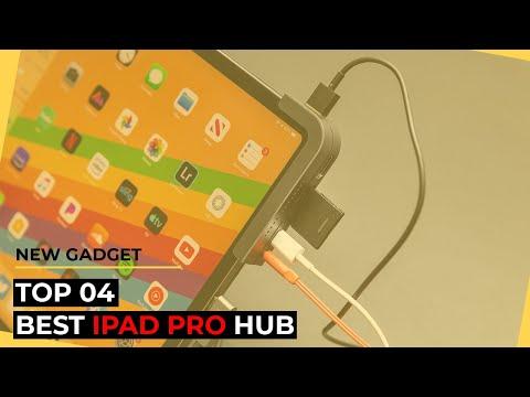 Top 04 BEST ipad pro hub