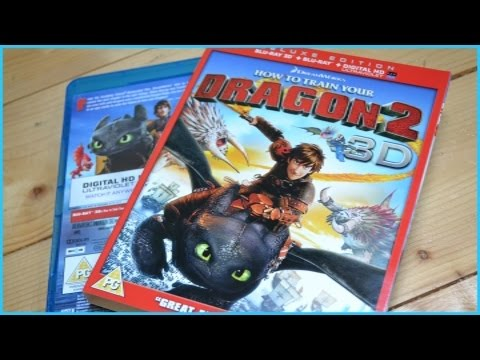 How To Train Your Dragon 3d Blu