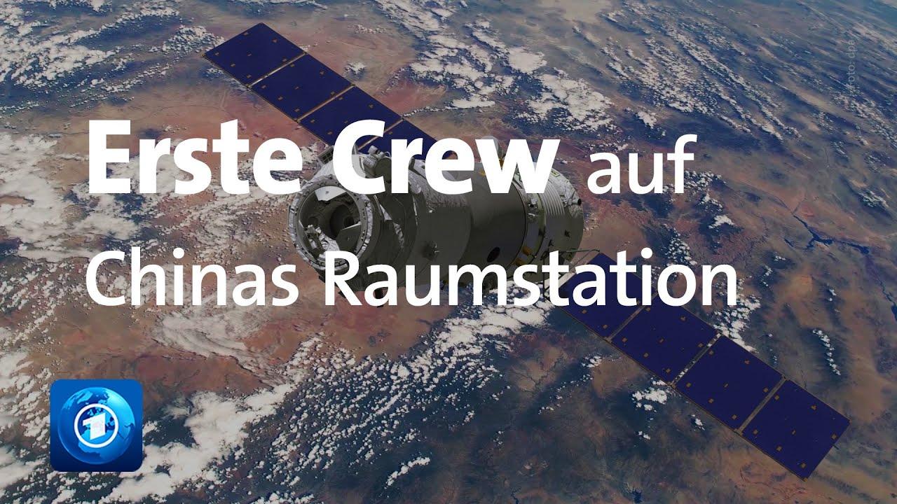 Download China: Bald Konkurrenz zur ISS?