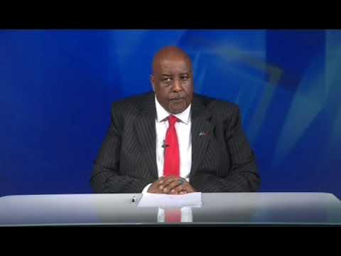 Abdiwali Gooni Oo Ka Qeyb Galay Barnaamij Universal TV