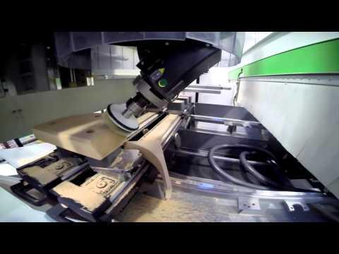 CNC MACHINE ROVER  B BIESSE