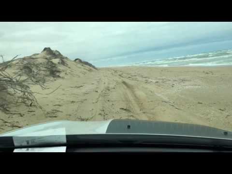 Salt Creek and 42 Mile Crossing for 2 hours driving on the sand (full version)