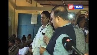 Education Minister Himanta Biswa Sarma as a School teacher
