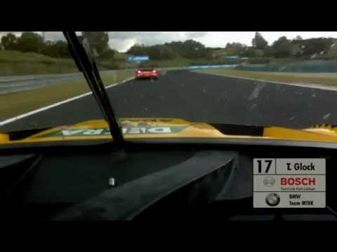 Timo Glock vs. Edoardo Mortara (Onboard) (Hungaroring) - DTM 2014