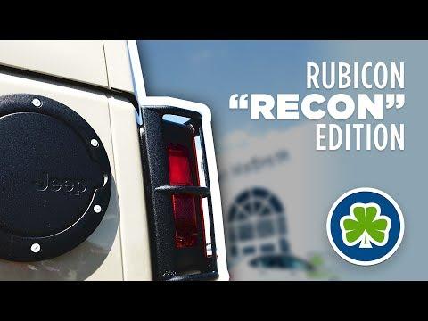 Huge Jeep Selection! Rubicon Recon Walk-around!