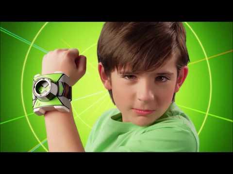 Ben 10 Omnitrix Commercial