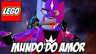 Lego Batman 3 - Mundo do AMOR e Safira Estrela