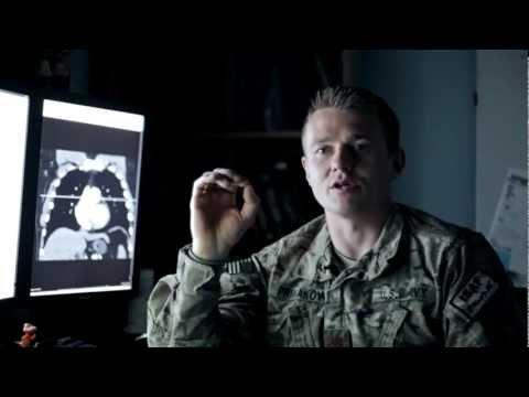 Kandahar Air Field - Role Three Radiology