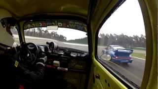 cox vw cup car concept saloon car YTCC hockenheim 2012.MP4