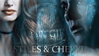 ❖ Stiles & Cheryl | Baby Girl. [crossover]