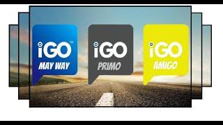 Como instalar 3 navegadores igo 2020 no seu gps ,igo8,primo,amigo - passo a passo