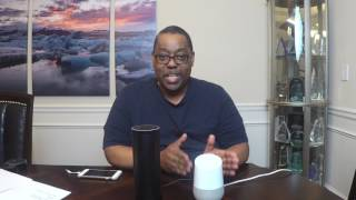 Google Home vs  Amazon Echo - The ULTIMATE SMACKDOWN  | Educational