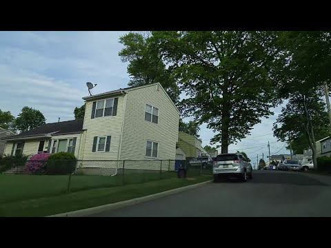 Driving by Colonia,New Jersey