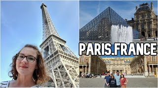 Paris Vlog | Louvre and Versailles | Europe With Kids | Travel Series