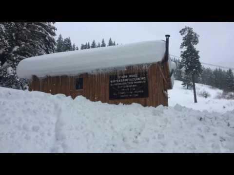 Dixie Summit - the smallest ski area in Oregon