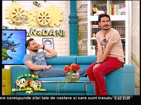 Răzvan Simion şi Dani Oţil : ,,Ne-au luat de gât şi ne-au băgat în dubă'' Neatza