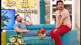 Răzvan Simion şi Dani Oţil :  ,,Ne-au luat de gât şi ne-au băgat în dubă