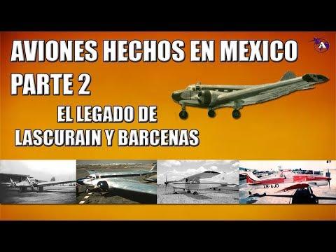 Aviones Comerciales Hechos En México.