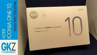 Acer Iconia One 10, la recensione